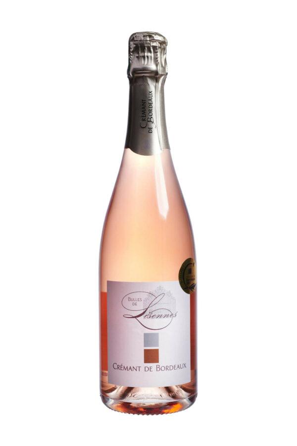 Crémant de Bordeaux rosé, Chateau de Lisennes