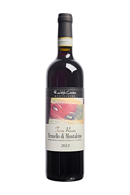 Brunello di Montalcino 2013, Terra Rossa