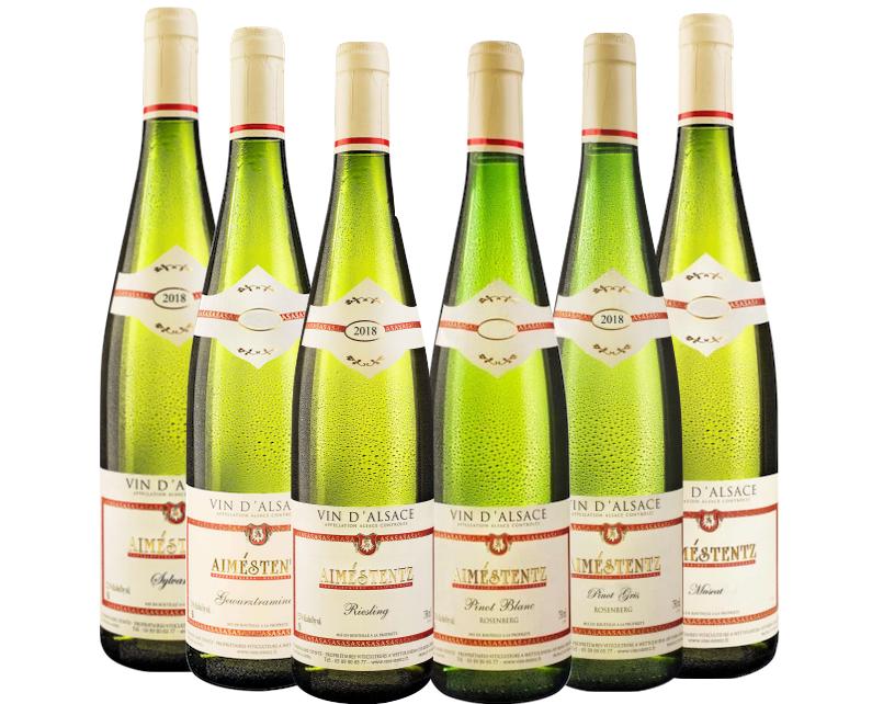 Alsace smagekassen