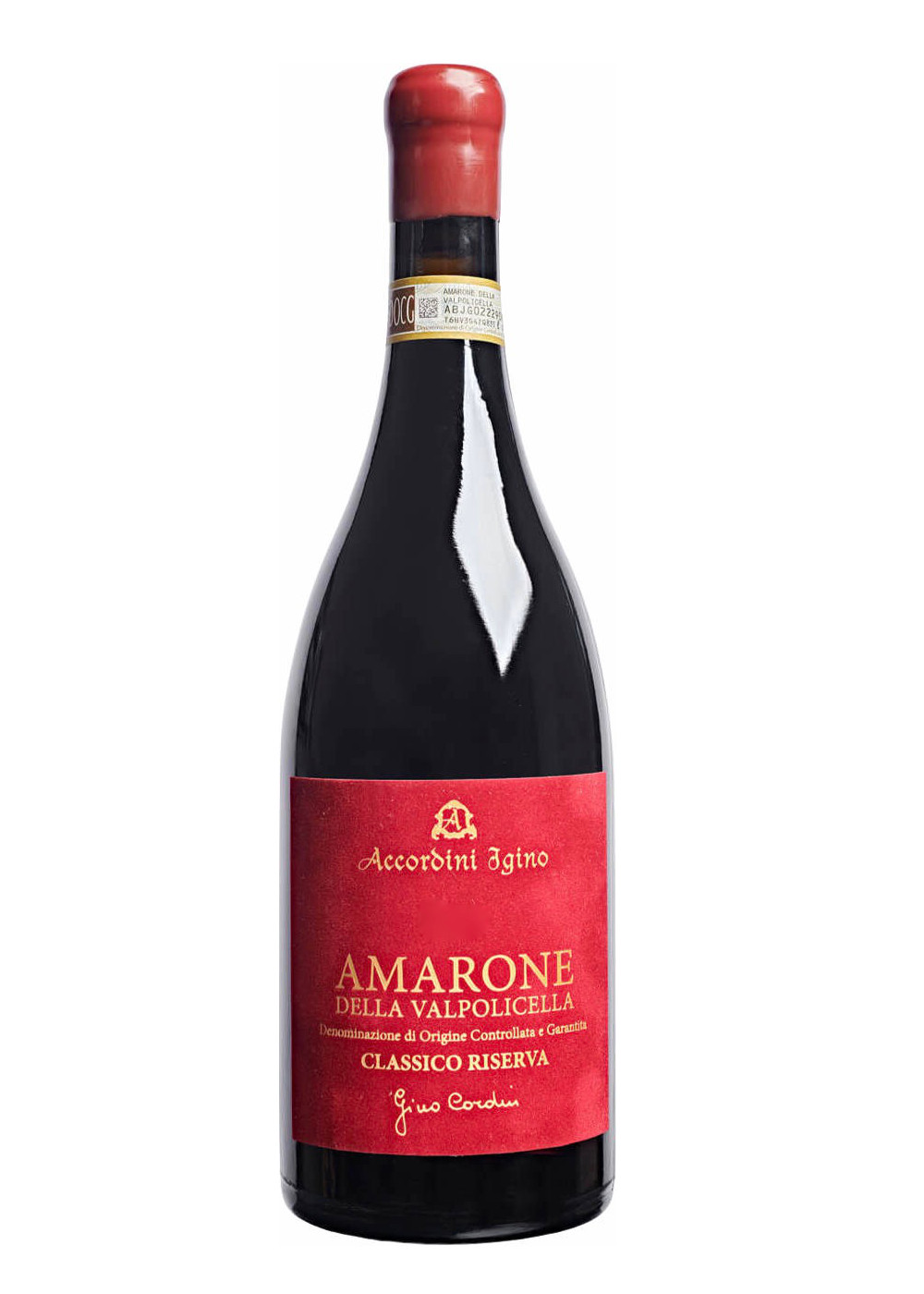 Amarone Riserva, Accordini Igino