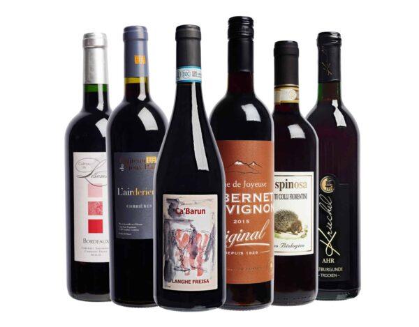 rødvin Smagekasse