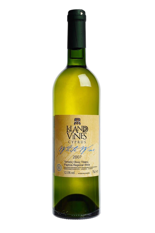 Island Vines, White