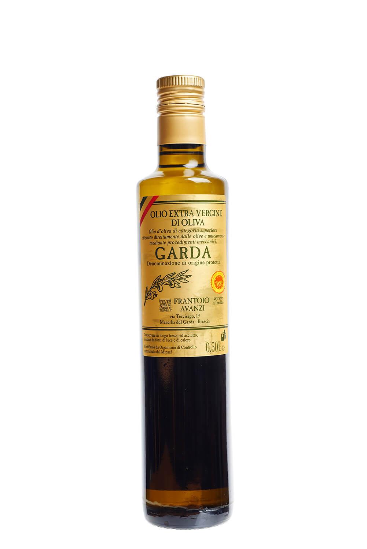 Garda, Olio extra Vergine di Olivea D.O.P 0,50 L.