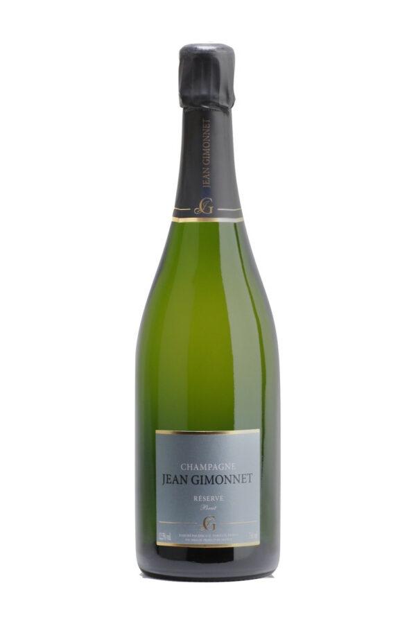 Champagne Reserve Brut, Jean Gimonnet
