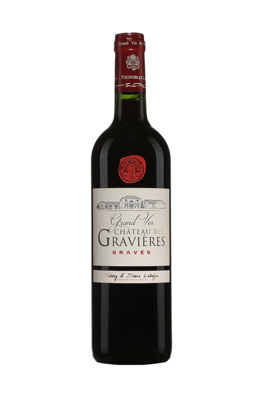 Château de Gravières A.O.C Graves 2016