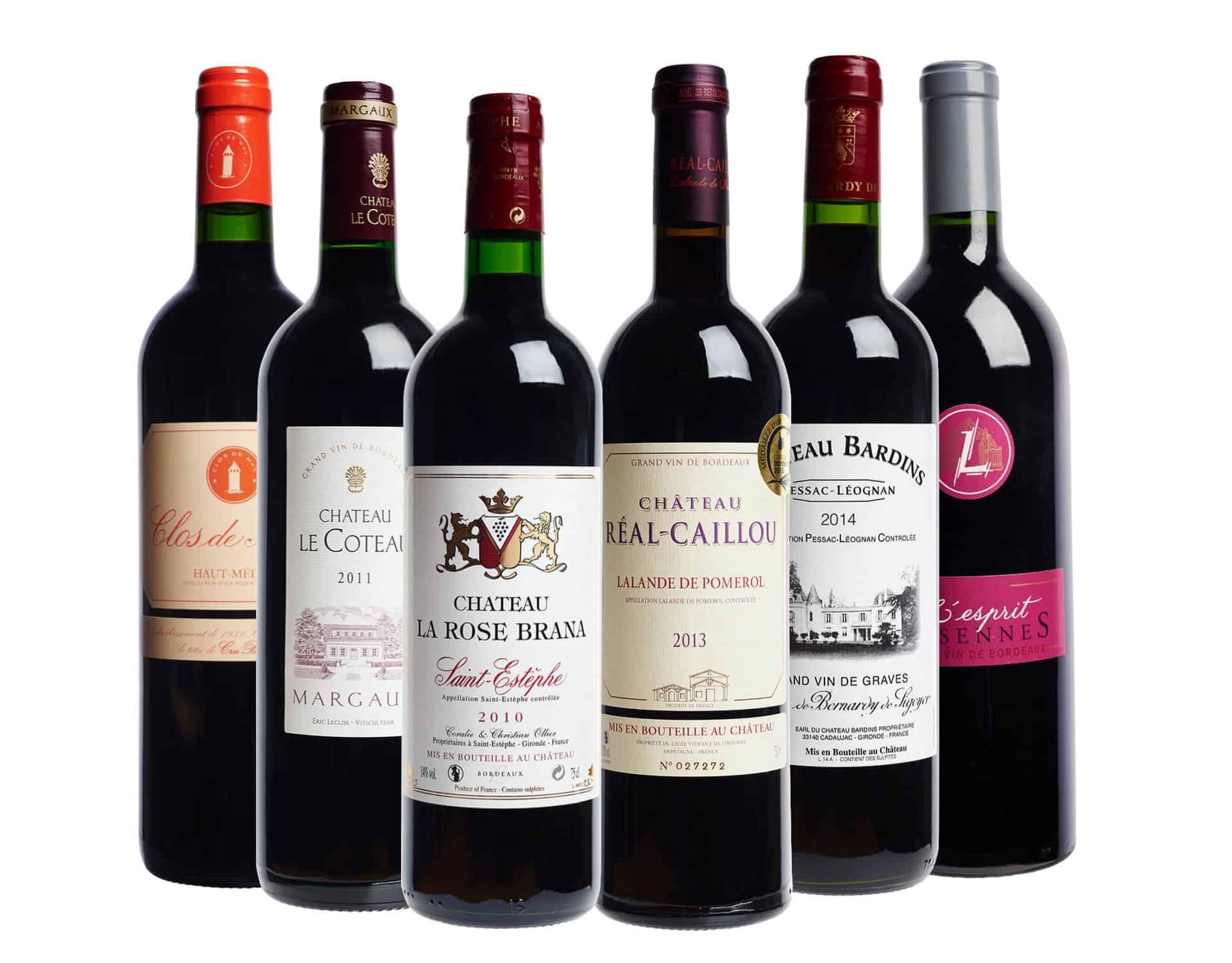 Bordeaux Smagekassen 3.0